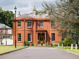 Woodland House Hotel, Dumfries