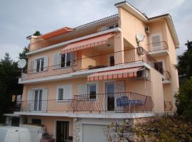 Apartments Melita, Dramalj