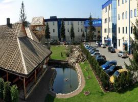 Nowa Bochnia Centrum konferencyjno-hotelowe & SPA, Salzberg