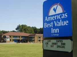 Americas Best Value Inn - Chesapeake, 체사피크