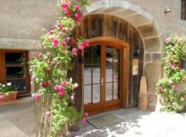 Chambres d'hôtes de la Chapelle des Cornottes, Magny-Jobert