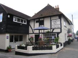 The Pilgrims Rest, Littlebourne