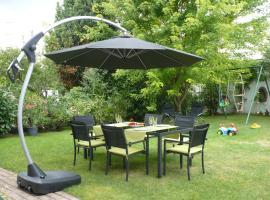 Appartement Le Jardin, Lingolsheim