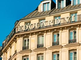 Edouard 6 Montparnasse