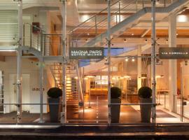 Hotel Magna Pars, Μιλάνο