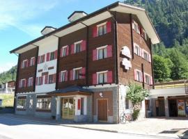 Hotel Corno Brunni, Formazza
