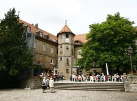 Tagungsstätte Schloss Schwanberg, Rödelsee