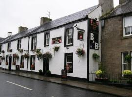 The Robertson Arms Hotel, Carnwath