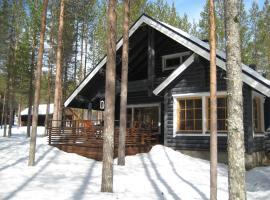 Pyhäkirnu Cottage, Pyhätunturi