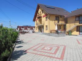 Pensiunea Belvedere, Rîşnov