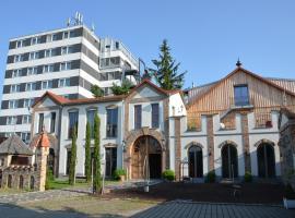 Ringhotel Alpenhof, Augsburga
