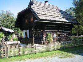 Holzblockhäuser Fam. Schabus, Hermagor