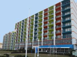 Best Western Plus Sandcastle Beachfront Hotel, Virginia Beach
