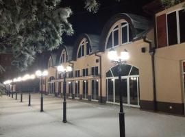 Venec Hotel, Debar