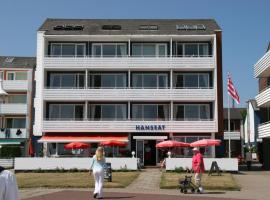 Hanseat, Helgoland