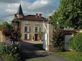Chateau de la Fléchère, Blacé