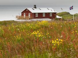 Skálanes Mountain Lodge, Seyðisfjörður