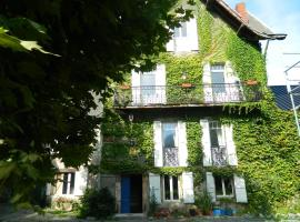 Villa Clémence, Cierp