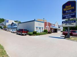 Best Western PLUS Longbranch, Cedar Rapids