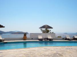 Patmos Paradise Hotel, Kámbos
