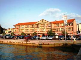 Hotel Miramare, Njivice