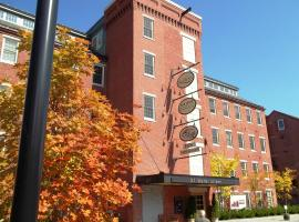 Common Man Inn & Restaurant Claremont, Claremont