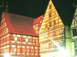 Seebauer-Hotel 'Die Krone von Oettingen', Oettingen in Bayern