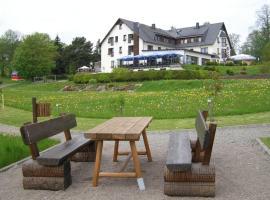 Hotel Waldesruh, Lengefeld