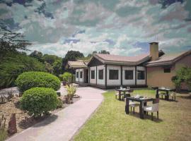 Ngerende Island Lodge, Aitong