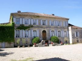 Chambres d'Hôtes Chateau de Cavagnac, Layrac