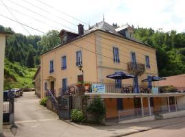 Chambres d'hôtes Résidence du Parc, Plombières-les-Bains