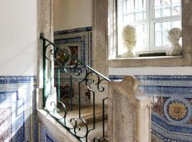Palacio Ramalhete, Lisabon