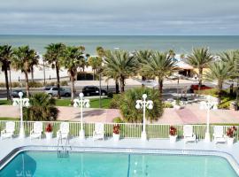 海灘美景旅館, 克利爾沃特