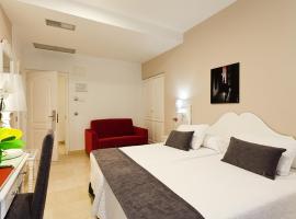 卡洛斯五世酒店, 托萊多