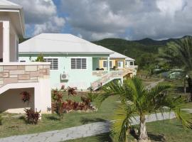 Victory Villas Antigua, Bolans