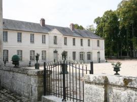 Château de Maudetour, Maudétour-en-Vexin