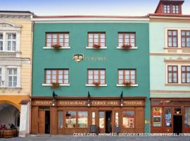 Černý Orel – Pivovar, Hotel, Penzion, Kroměříž