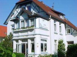 Villa Möwenstein, Timmendorfer Strand