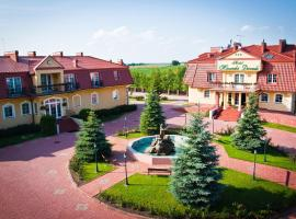 Hotel Mazurski Dworek, Mikołajki