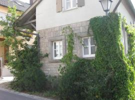 Apartments Bed & Breakfast Brückner, Willanzheim