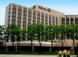 Donald E Stephens Convention Center Hotels