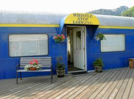 Whistle Stop Lodging, Seward