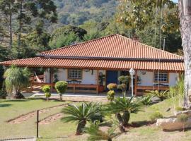 Hotel Estancia Maria Flor, São Lourenço