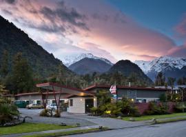 58 On Cron Motel, Franz Josef