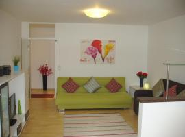 Lake View Apartment, Sankt Gilgen