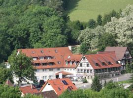 金牛酒店, 克勒弗爾巴赫