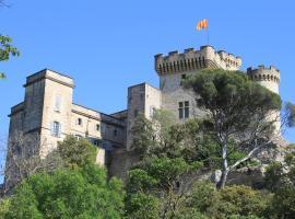Chateau de la Barben, La Barben