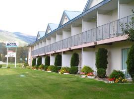 Monashee Motel, Sicamous