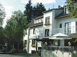 Hotel zum Felsenkeller, Lichtenfels-Sachsenberg
