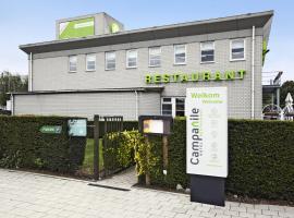 Campanile Hotel & Restaurant Brussels Vilvoorde